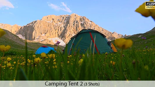 Thumbnail for Camping Tent