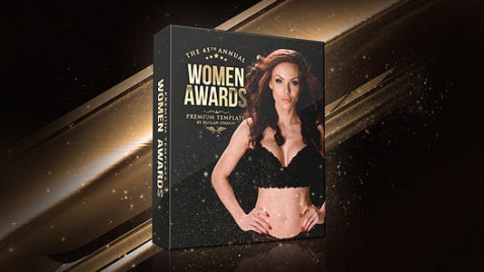 Thumbnail for Women Awards Package