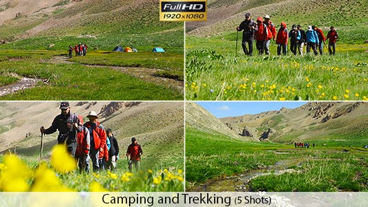 Thumbnail for Camping and Trekking