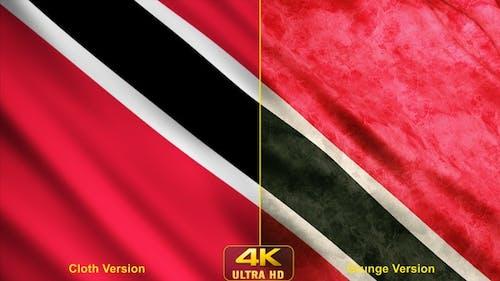 Trinidad And Tobago Flags