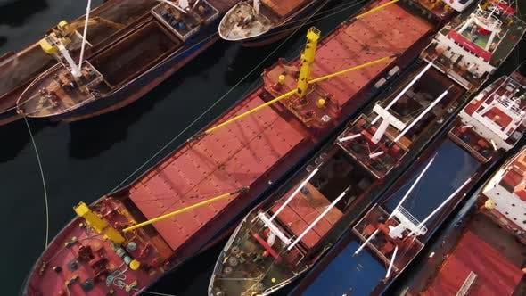 Thumbnail for Ship Drone Shot