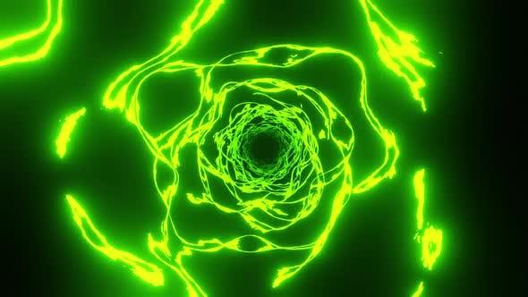 Abstract Vj Loop