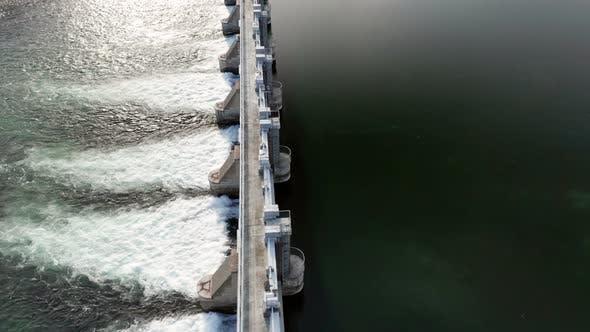 Thumbnail for Dam Aerial View