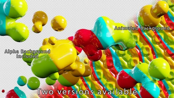 Thumbnail for Rainbow Type Colorful Bubbles