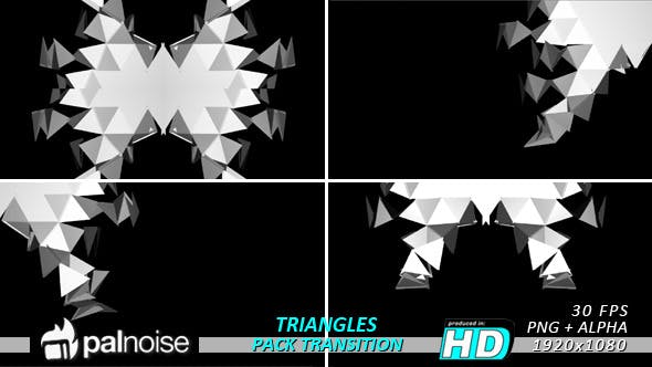 Thumbnail for Fold Unfold Triangles Transitions (9-Pack)