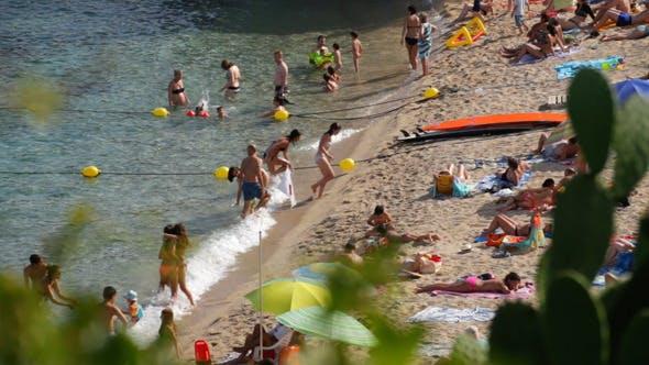 Thumbnail for Beach Leisure Time 05