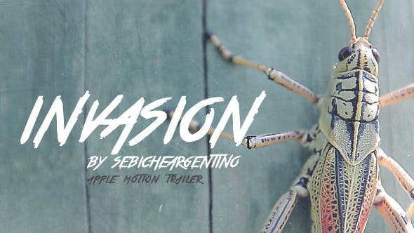Cover Image for Invasion Trailer