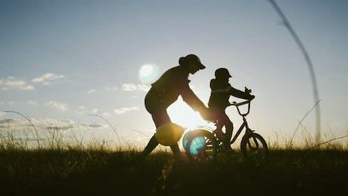 Childhood Bike Concept