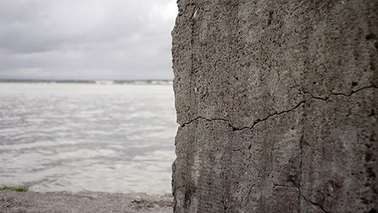 Thumbnail for Concrete Wall And Sea