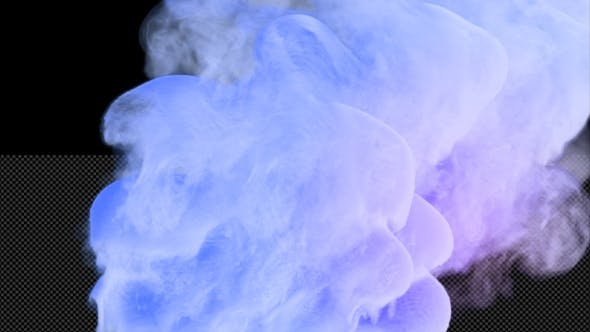 Thumbnail for Blowing Color Smoke