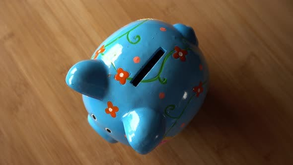 Thumbnail for Piggy Bank Rotating