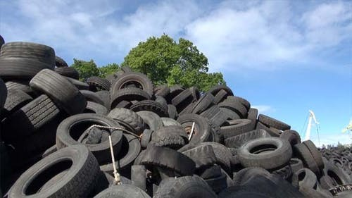 Tire or Rubber Recycling