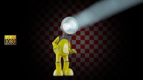 Licht Lampe Robotic
