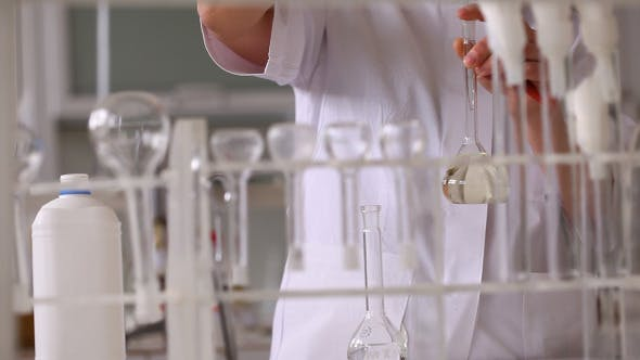 Thumbnail for Laboratory Glassware And Other Equipment