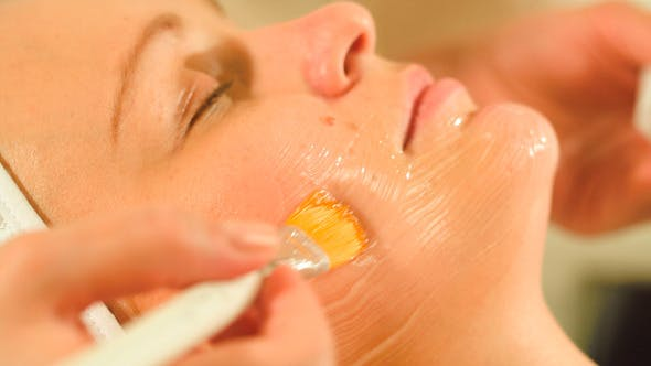 Thumbnail for Woman Under Facial Spa Procedure
