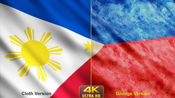 Thumbnail for Philippines Flags