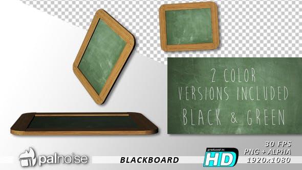 Thumbnail for Chalkboard (2-Pack) Green & Black