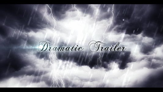 Thumbnail for Dramatic Trailer