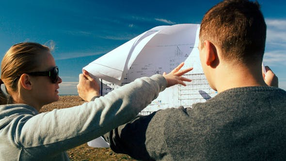 Thumbnail for Young Architects Examining Open Territory Using
