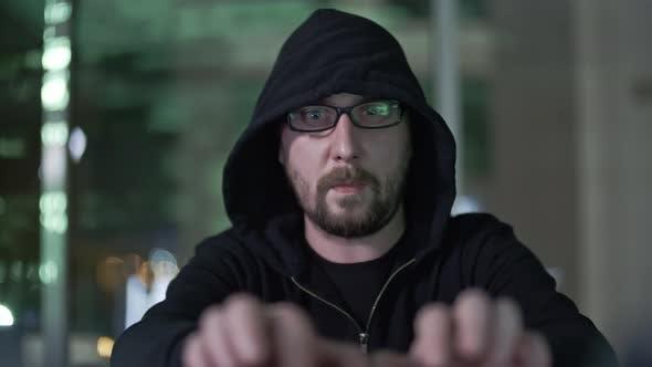 Thumbnail for Hacker Breaks into Web Server