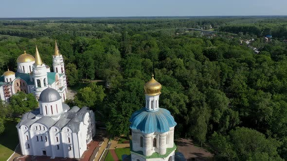 Thumbnail for Savior Transfiguration Cathedral of Chernigiv 1030s the Oldest Church in Ukraine