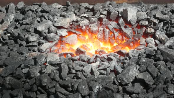 Thumbnail for Coal Blacksmith Stove