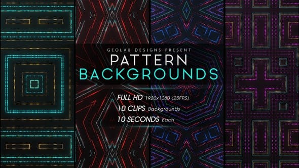 Thumbnail for Pattern Backgrounds