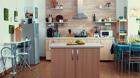 Thumbnail for Idee der Dekoration der Küche
