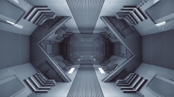 Thumbnail for Spaceship Tunnel Interior