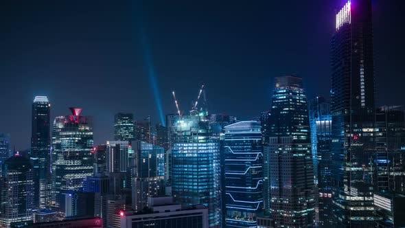 Thumbnail for Urban City Night
