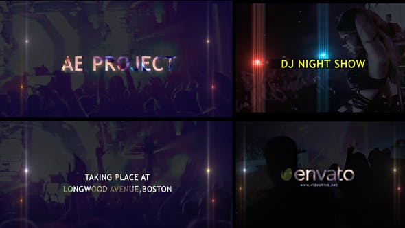 DJ Night Show