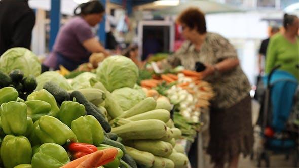 Thumbnail for Vegetables Market