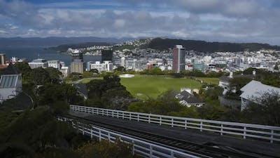 Wellington Cable Car timelapse