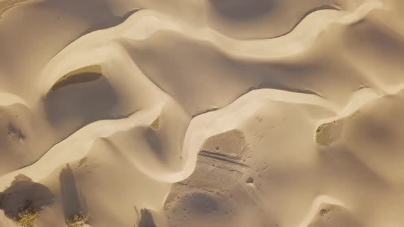 Thumbnail for Aerial View of San Dunes on Gran Canaria
