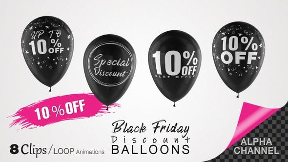 Thumbnail for 10 Percent Black Friday Discount