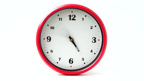 Thumbnail for Timelapse of Clock 13