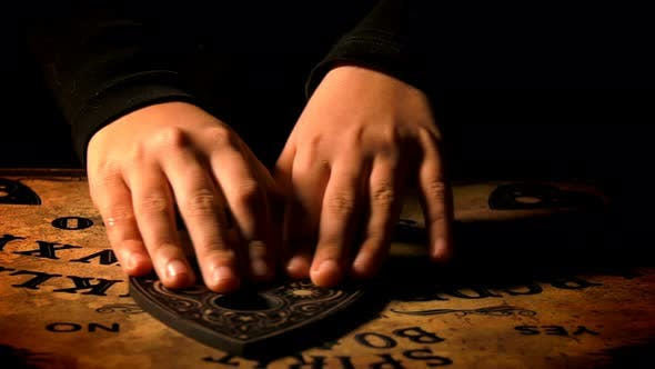 Thumbnail for Witch Craft Ouija Board Spirit Game