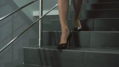 Walking Downstairs