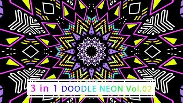 Thumbnail for Doodle Neon Vol.02