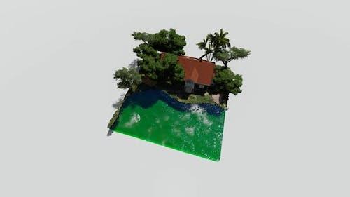 Beachside isometric