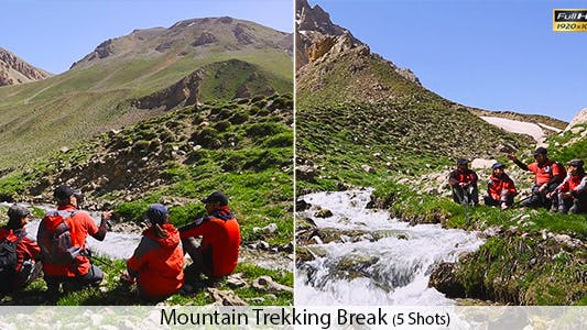 Thumbnail for Trekking (Take a Break)