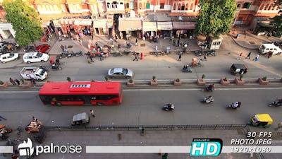 City Traffic India