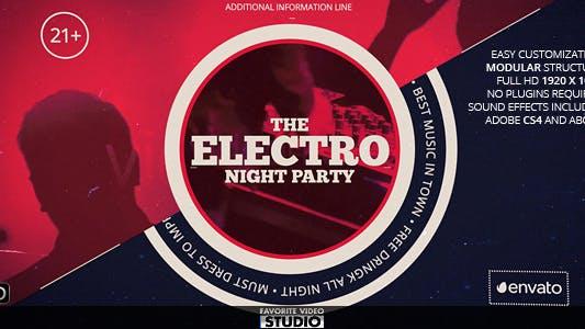 Thumbnail for Electro Music Fest