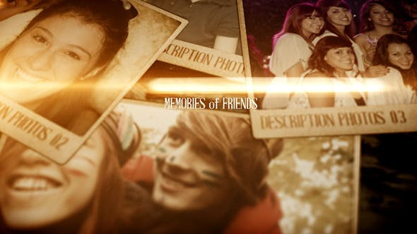 Thumbnail for Memories of Friends