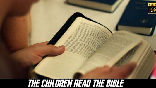 Thumbnail for The Children Read The Bible