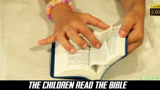 Thumbnail for The Children Read The Bible 2