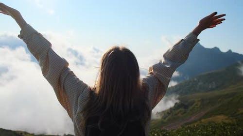 Das Gefühl der absoluten Freiheit und Freude