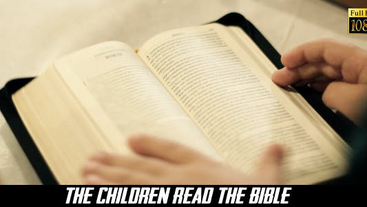 Thumbnail for The Children Read The Bible 7