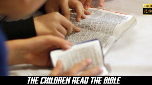 Thumbnail for The Children Read The Bible 9