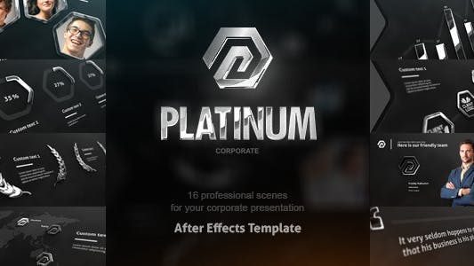 Thumbnail for Platinum Corporate Package
